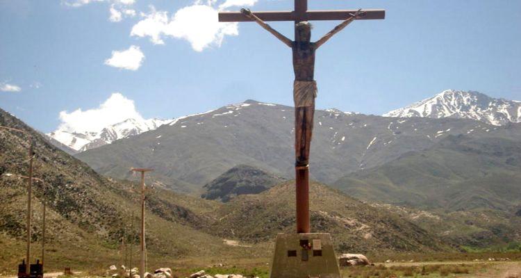 Cristo de la Hermandad Tunuyán