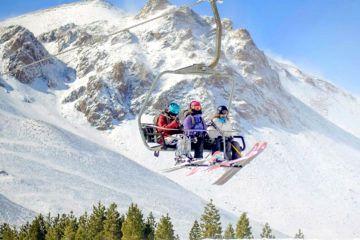 Centro de esquí - Las Leñas