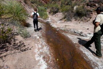 Se permitirán otras actividades al aire libre en Mendoza - aprueban el protocolo para las reservas naturales