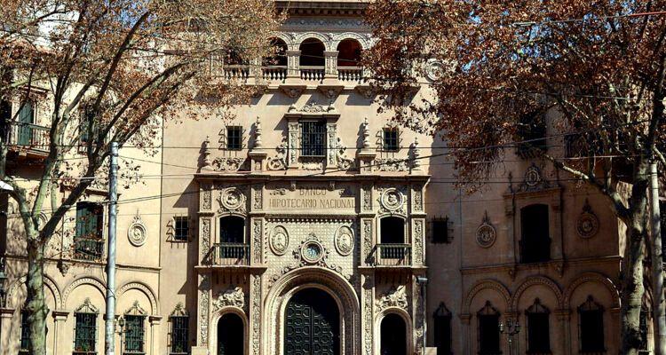 Cultura - Ex Banco Hipotecario