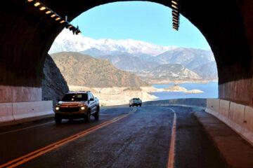 Recorridos por Mendoza - Túnel Ruta 82