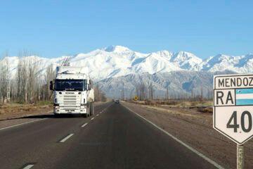 Ruta 40 Mendoza