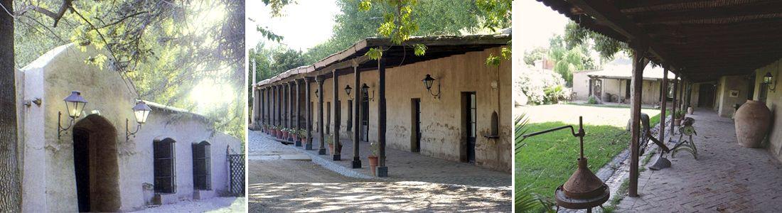 Solar histórico, Molino harinero - Villa Orfila