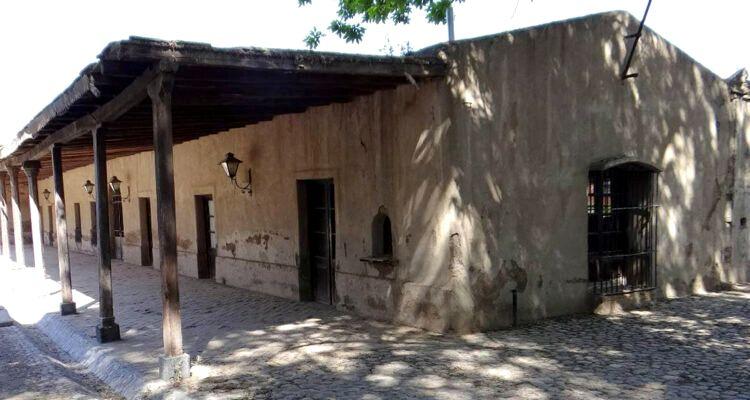 Solar histórico y molino harinero de Junín