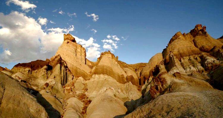 Barreal - Cerro Alcazar