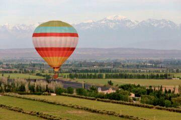 Vuelos en globos aerostáticos en Junín