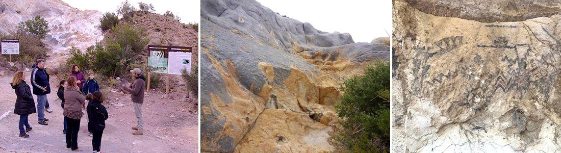 Parque Arqueológico Las Tinajas