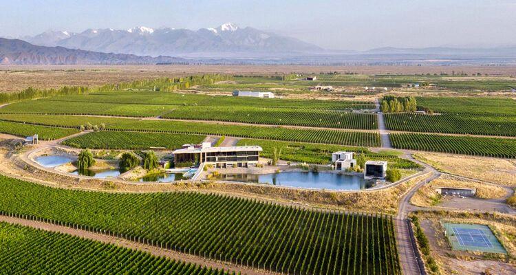 Hoteles en Mendoza, Casa de Uco