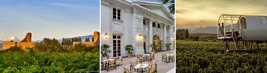 Hoteles en Mendoza, los selectos