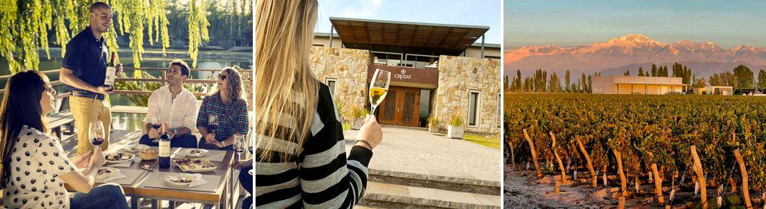 Atractivos de la ruta del Vino