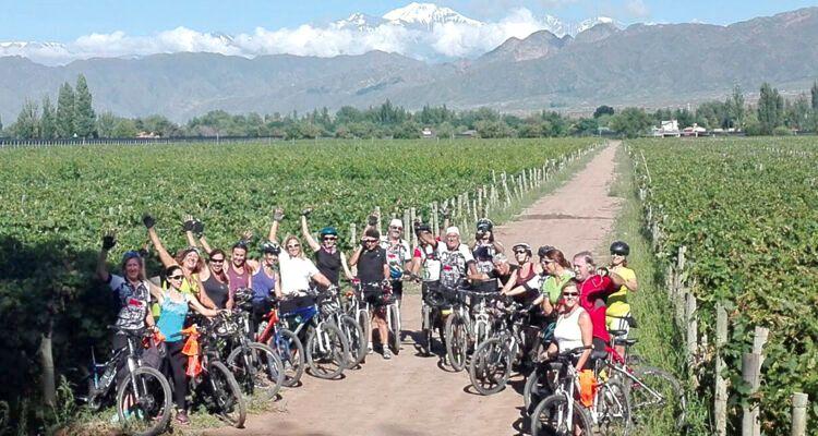 Caminos del Vino en bicicleta