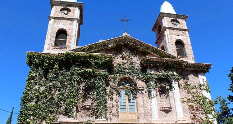 Iglesia de Nuestra Señora del Tránsito, Lunlunta