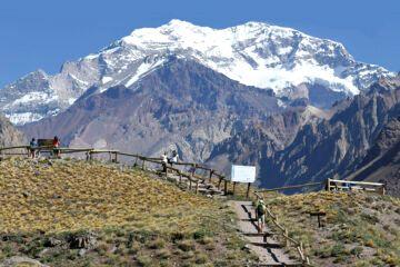 Parque Aconcagua