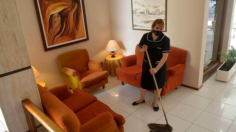 La ocupación en mayo bajará al 5% según los hoteleros locales