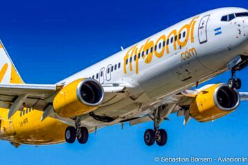 Flybondi ya movilizó más de 52.000 pasajeros a través de Aeroparque