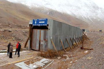 Túnel Caracoles - en septiembre se inician las obras