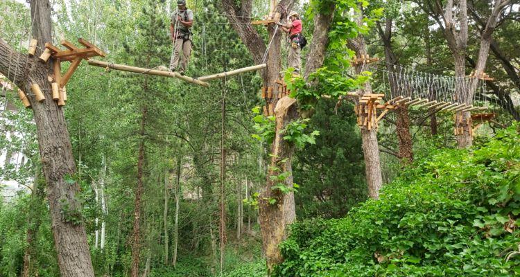 Villavicencio inaugura un parque de aventuras: Villavicencio Park