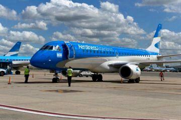 Aerolíneas Argentinas duplica oferta en vacaciones de invierno