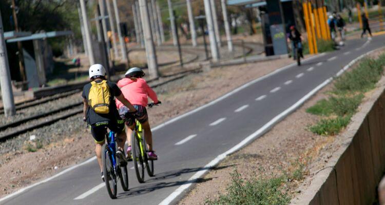 Mendoza tendrá la red de ciclovías metropolitana más grande del país