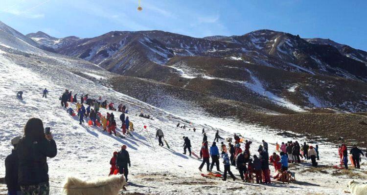 Vacaciones de invierno - Mendoza culpa a la Nación por el bajo nivel de reservas