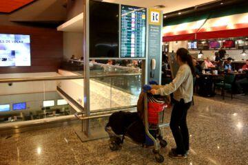 Mendoza deberá tener un laboratorio de PCR en el aeropuerto