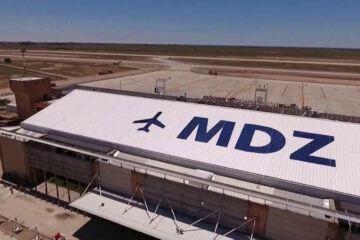 Mendoza quiere abrir fronteras y negocia la vuelta de varias aerolíneas
