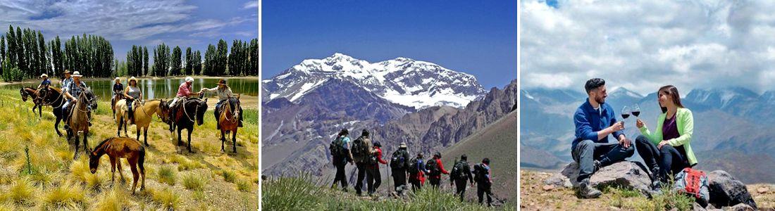 Actividades de aventura en Mendoza