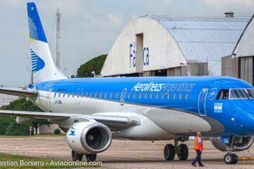 Aerolíneas Argentinas retomó sus vuelos entre Rosario y Mendoza