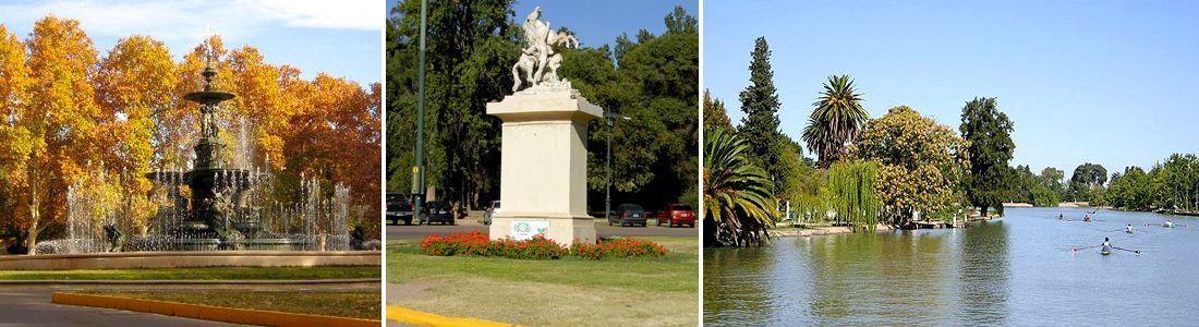 Atractivos del Parque General San Martín