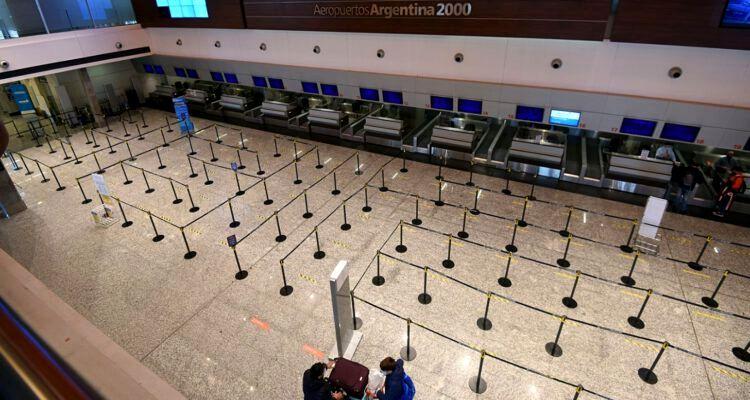 El dato contundente que muestra el cepo aéreo que existe en Argentina