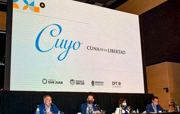 La Cámara de Turismo de Mendoza participó de la primer reunión del Ente Cuyo Turismo 2021