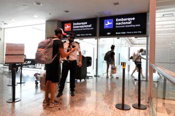 Planean la vuelta de los vuelos internacionales a Mendoza en setiembre